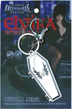 Elvira Open Coffin [Red] | KEYCHAIN*