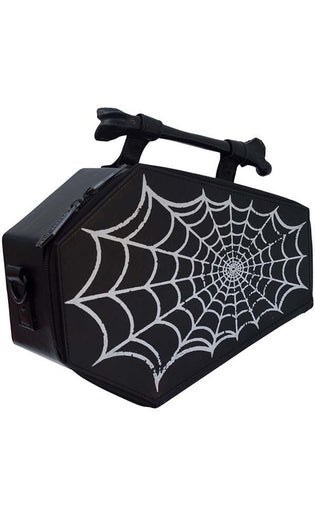 Spiderweb Foil | COFFIN BAG