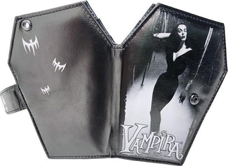 Vampira Mist Coffin | WALLET