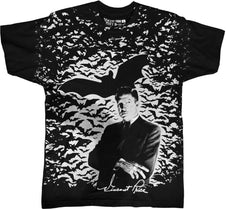 Vincent Price Bat Attack | T-SHIRT