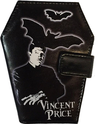 Vincent Price Coffin | WALLET