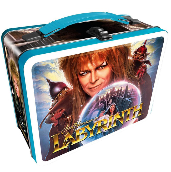 Jim Henson's Labyrinth | Tin Carry All FUN BOX