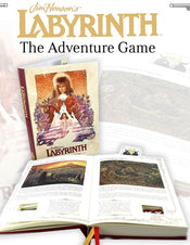 Jim Hensons Labyrinth | RPG The ADVENTURE GAME
