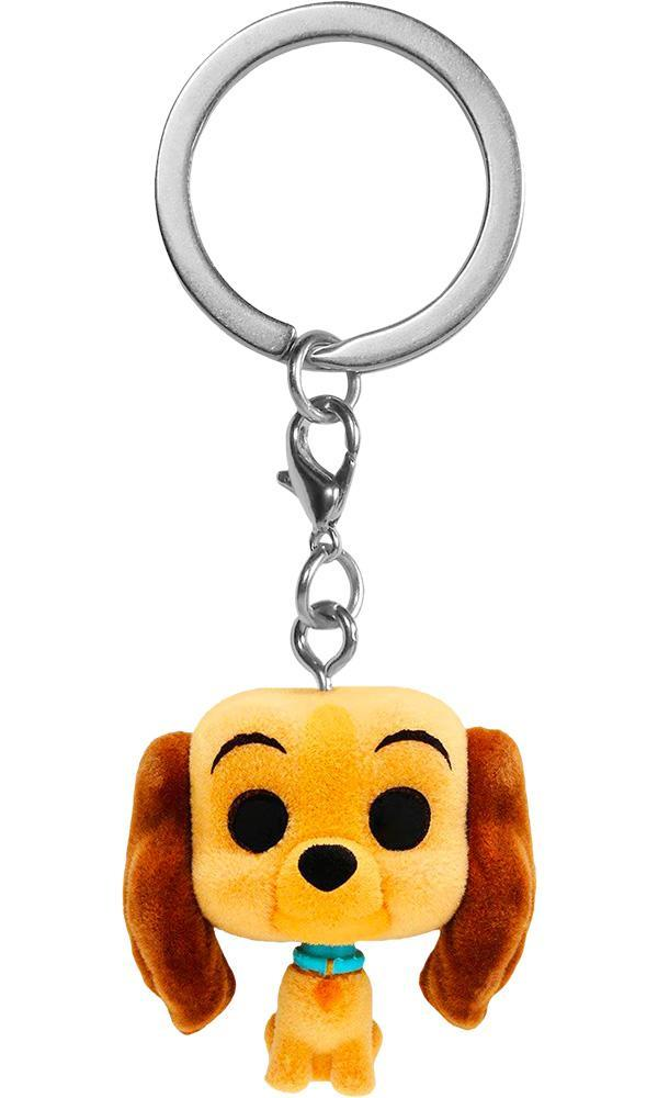 Lady & the Tramp | Lady FL POP! KEYCHAIN
