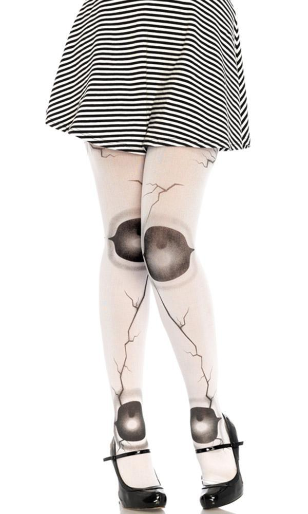 6b413e41449 Leg Avenue - Cracked Doll Joint Tights - Buy Online Australia – Beserk