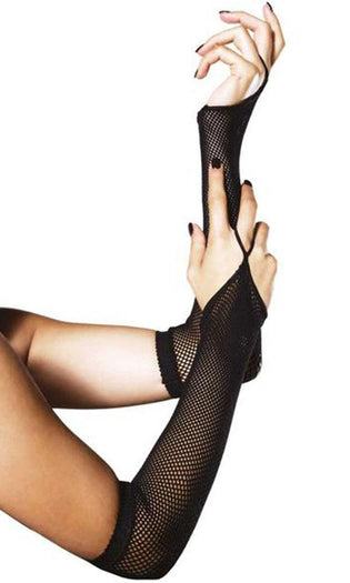 Fishnet | ARM WARMERS