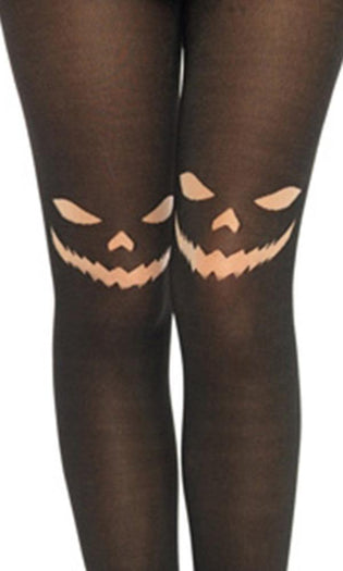 Jack O' Lantern Opaque | TIGHTS