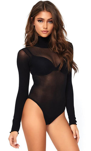 Opaque Black | BODYSUIT