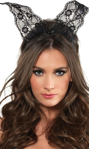 Scalloped Lace Bunny | EARS