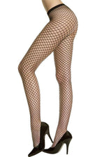 Seamless Mini Diamond Net | PANTYHOSE