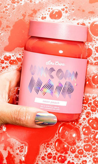 Neon Peach | UNICORN HAIR COLOUR
