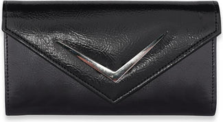 Chevron [Black Matte] | WALLET