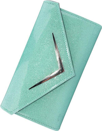Chevron [Mint Green] | WALLET