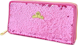 Sleeping Beauty | Reversible Sequin PURSE