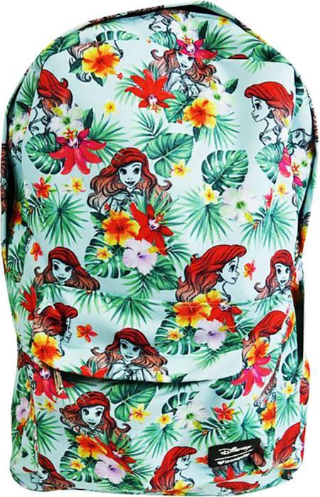 Disney Ariel Sea AOP Backpack