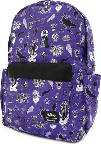 Disney Villains [Purple] | BACKPACK