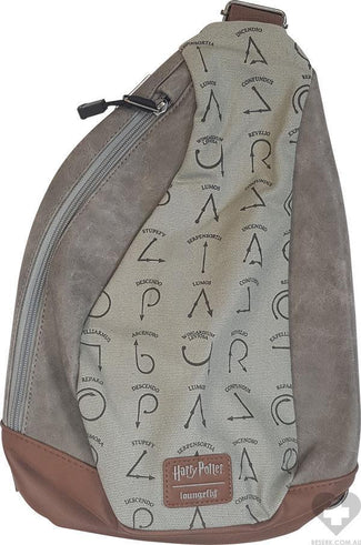 Harry Potter | Spell Symbols Sling BACKPACK*