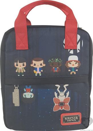Stranger Things | Upside Down Chibi MINI BACKPACK