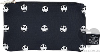 The Nightmare Before Christmas | Black Jack Head PENCIL CASE