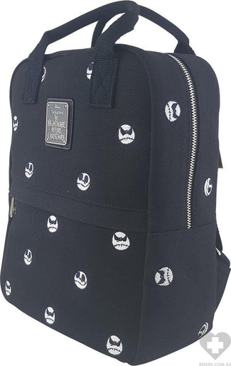 The Nightmare Before Christmas | Jack Head Embroidered BACKPACK