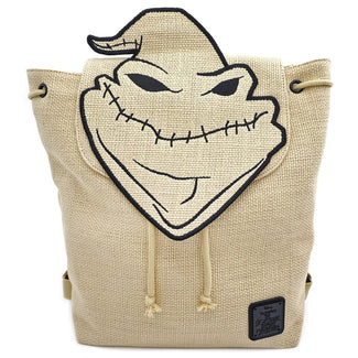 The Nightmare Before Christmas | Oogie Boogie Burlap BACKPACK