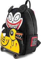 The Nightmare Before Christmas | Scary Teddy & Undead Duck MINI BACKPACK