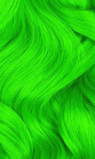Aurora Green | HAIR DYE