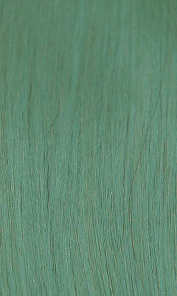 Smokey Green | HAIR DYE