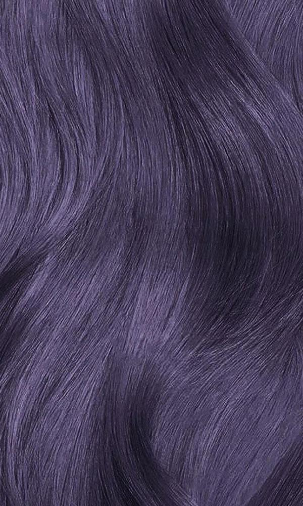 Smokey Purple Hair Dye
