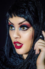 Elvira Mistress Of The Dark Palette