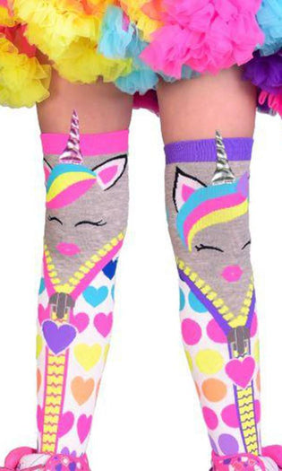 Happy Unicorn Toddler | KNEE HIGH SOCKS