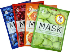 Face Mask | VARIETY SET [4 Pack]