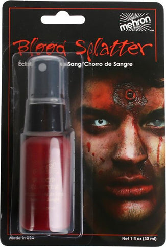 Blood Splatter | PUMP BOTTLE CARDED [30ml