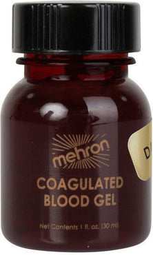 Coagulated Dark Venous | BLOOD APPLICATOR