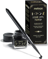Jet Black 1927 | LIQUID VINYL MAKEUP SET