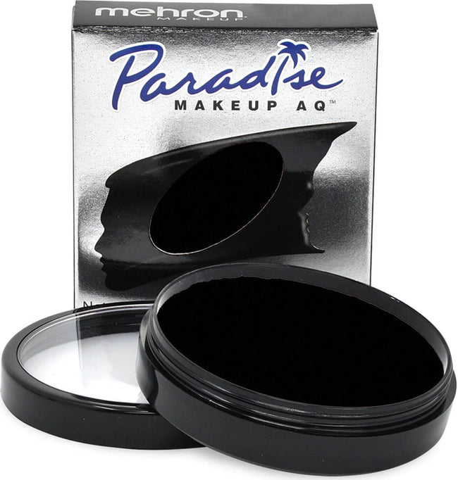 Paradise Makeup AQ [Black] | FACE & BODY PAINT