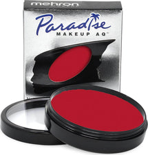 Paradise Makeup AQ [Red] | FACE & BODY PAINT