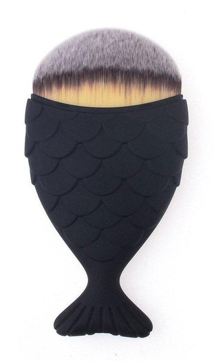 Chubby Mermaid [Black] | PADDLE BRUSH