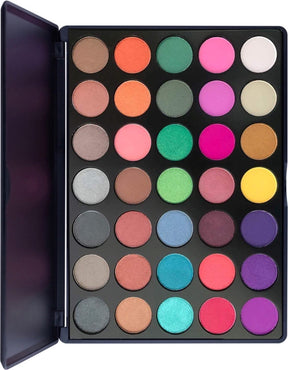 Jewel Tone City | EYESHADOW PALETTE