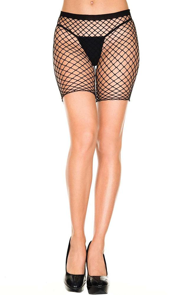 Mini Diamond Net [Black] | CAPRI