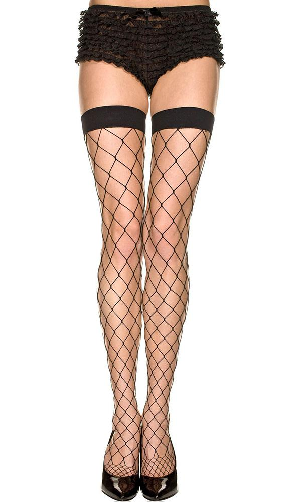 Spandex Fence Net | THIGH HIGHS