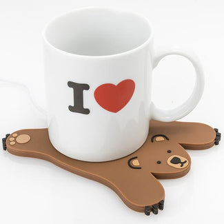 Sleepy Bear | USB CUP WARMER