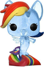 My Little Pony Movie - Rainbow Dash Sea Pony Pop! Vinyl