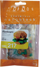 Hamburger | NANOBLOCK