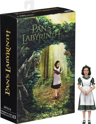 "Pans Labyrinth | Ofelia 7"" FIGURE"