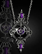 Mystic Mirror Necklace
