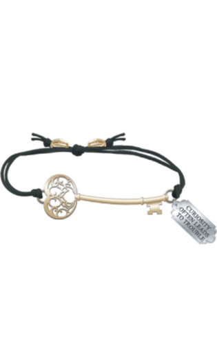 Alice In Wonderland | Curiosity KEY BRACELET