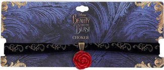 Beauty & The Beast Live Action | Rose CHOKER NECKLACE