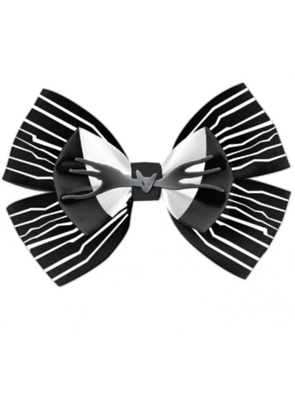 the nightmare before christmas jack hair bow - Jack From The Nightmare Before Christmas
