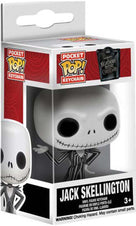 The Nightmare Before Christmas | Jack Skellington POP! KEYCHAIN
